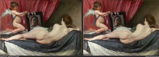 Velázquez, 'La Venus del espejo'