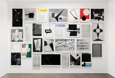 Fernando Bryce, 'Arte nuevo'