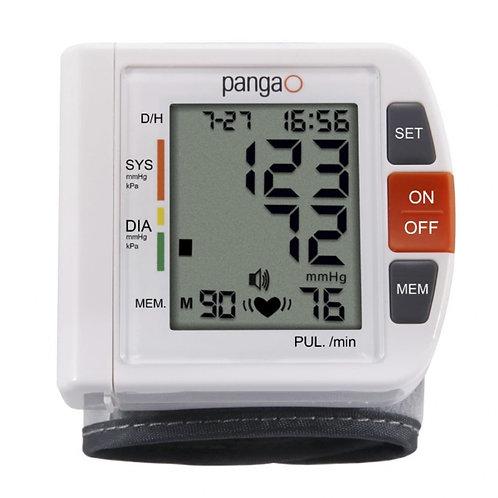 Tensiómetro Digital de Presión Arterial y Pulso Muñeca