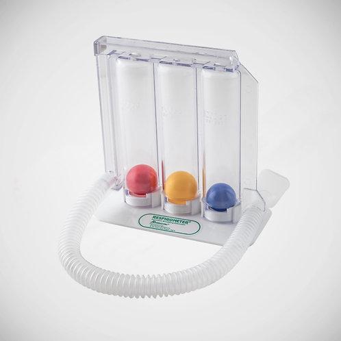 Espirómetro de Incentivo de 3 Bolas Colores