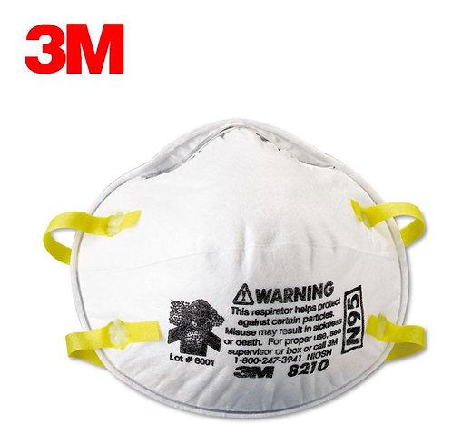 Respirador 3M N95 8210 X UNIDAD