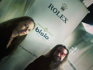 Inaugurazione Gioielleria Bisio - Evento Rolex