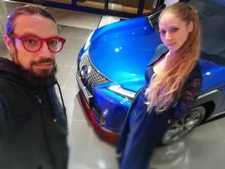 Presentazione Nuova Lexus Ux Hybrid
