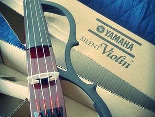 Un nuovo violino, tutto da provare!!!
