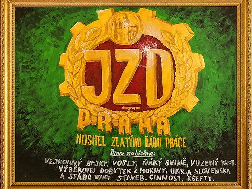 JZD Praha