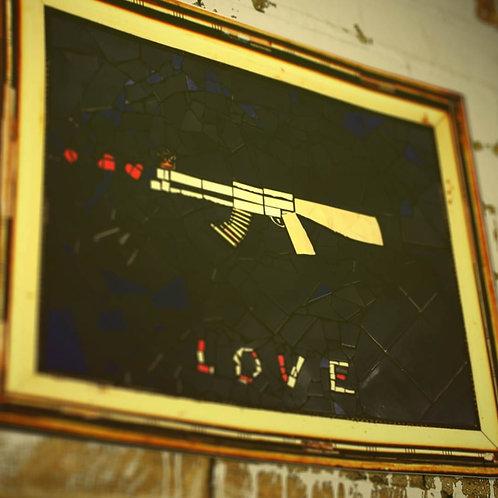 plakát - SAMOPAL lásky
