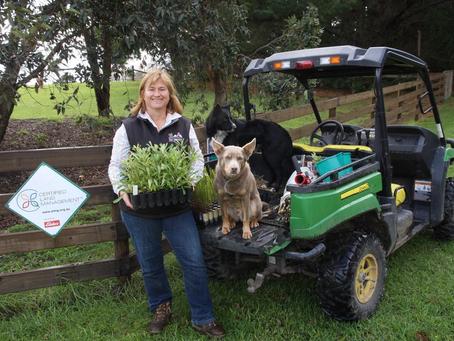 Sustainable Ag, Healthy Food - Jenny O'Sullivan of Malabar Farm