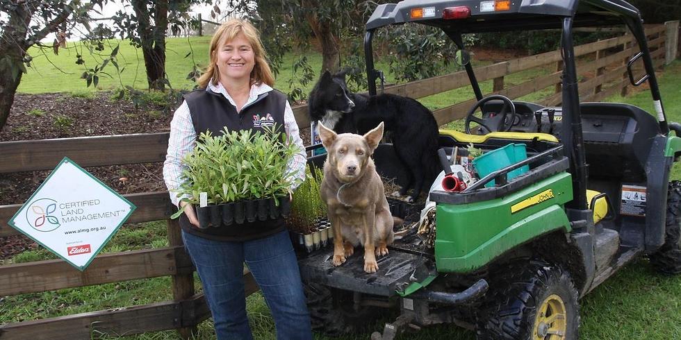 February Webinar: Jenny O'Sullivan of Malabar Farm