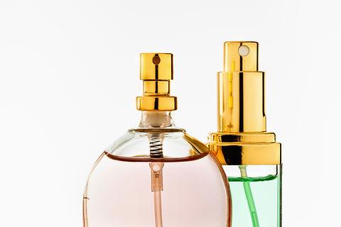 bouteilles de parfum