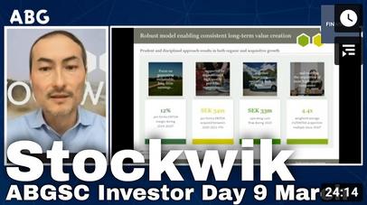 210309 ABG Investor Day (video)