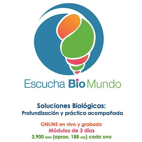Escucha Bio: Soluciones y adaptaciones por sistemas
