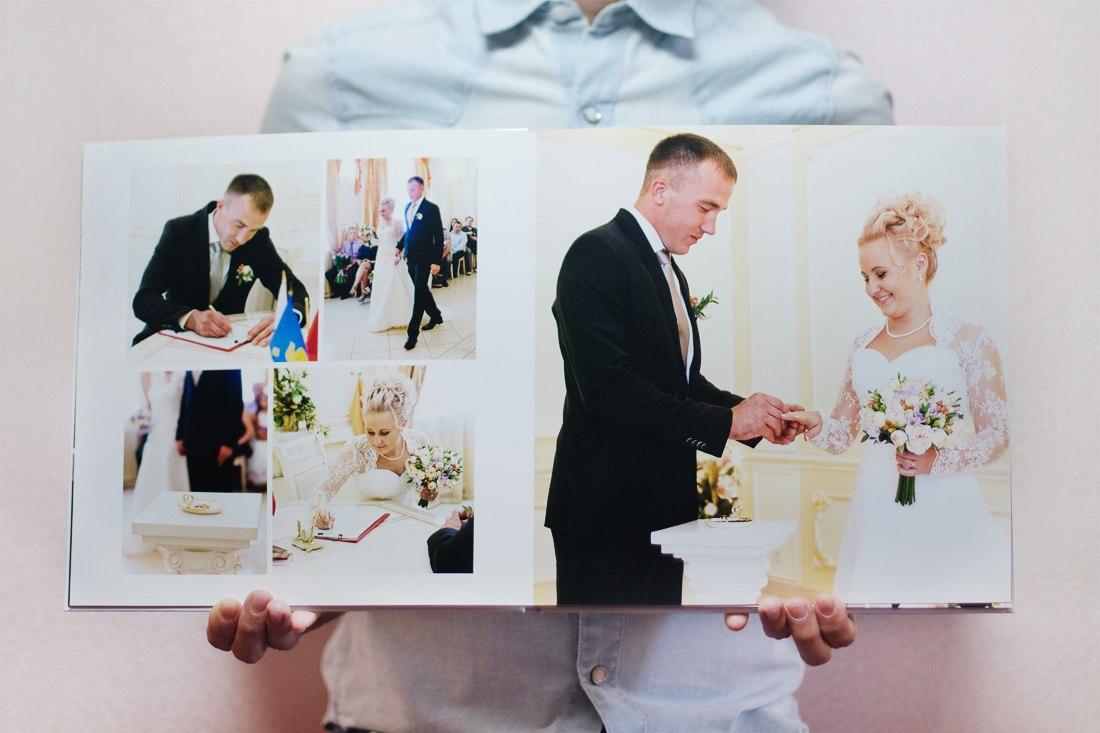 Свадебный книга