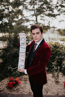 Lou illusionniste Lyon magicien