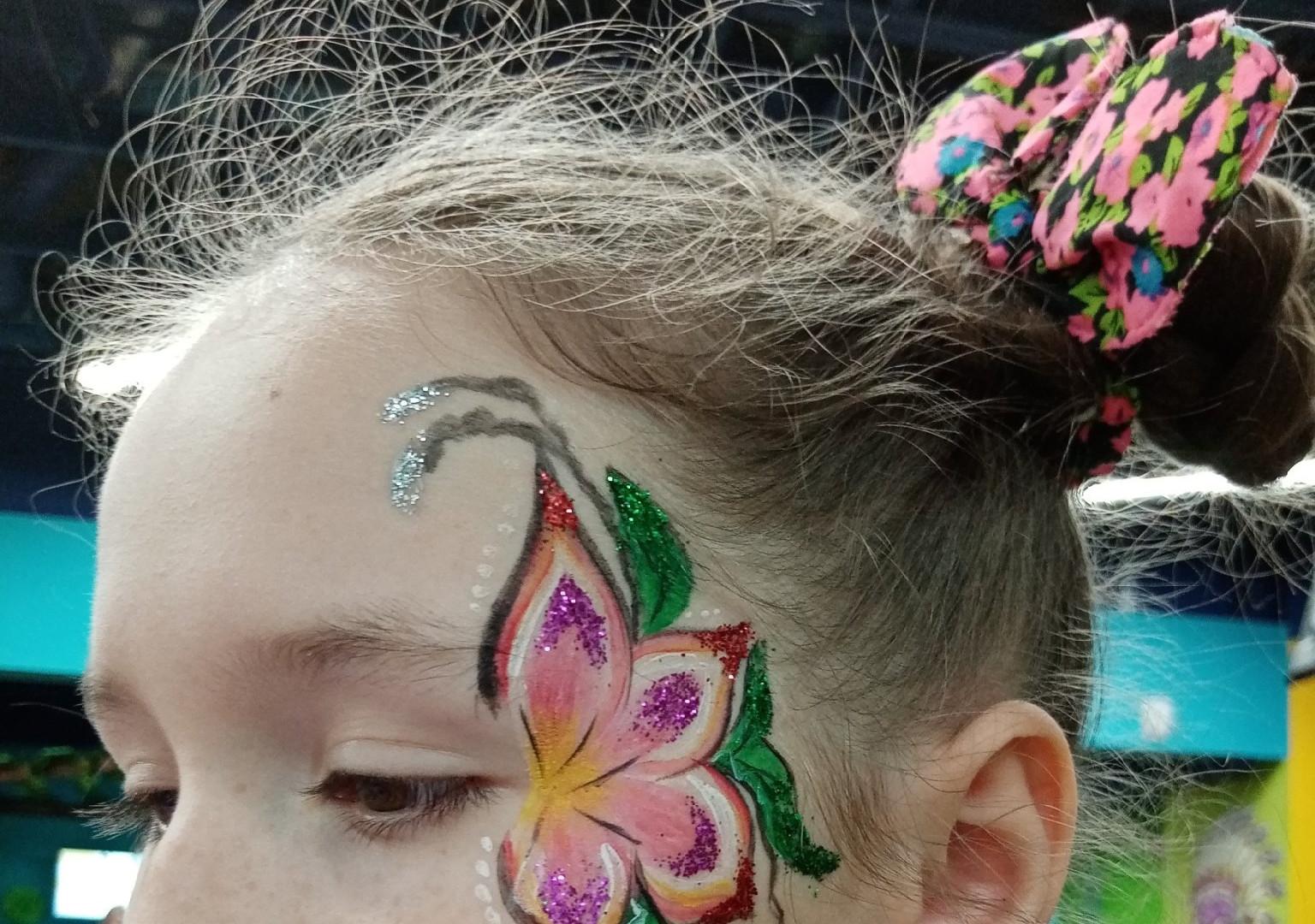 Аквагрим на детские праздники в Воронеже!