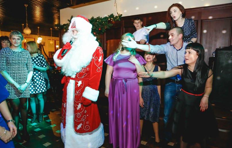 Дед Мороз на корпоратив в Воронеже