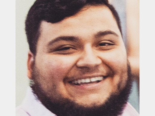 Student Spotlight: Luis