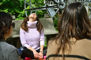 Returning to Meditation