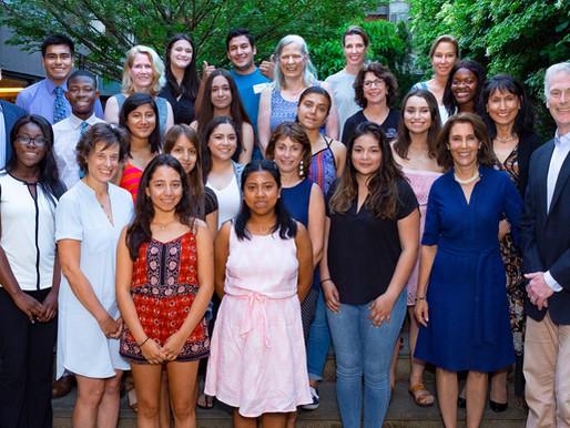 Welcome 2018 Campus Bound Scholars!