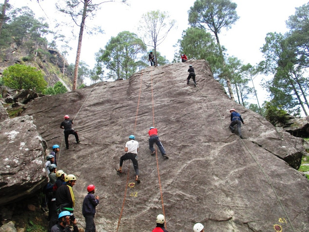 Rock Climbing at Tekhla.JPG