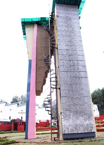 NIM Artificial Climbing Wall.JPG