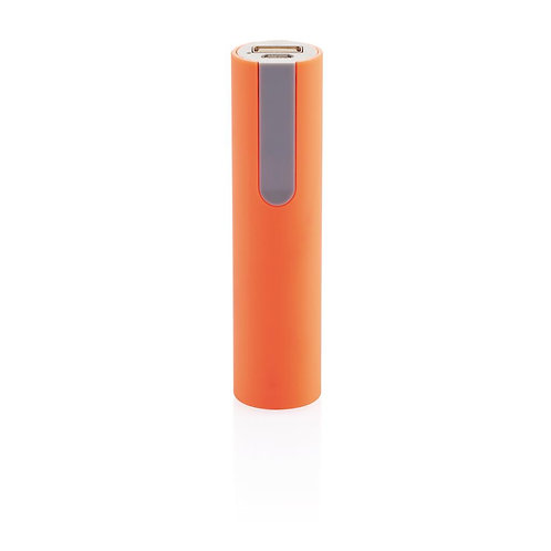 Powerbank Cylinderform