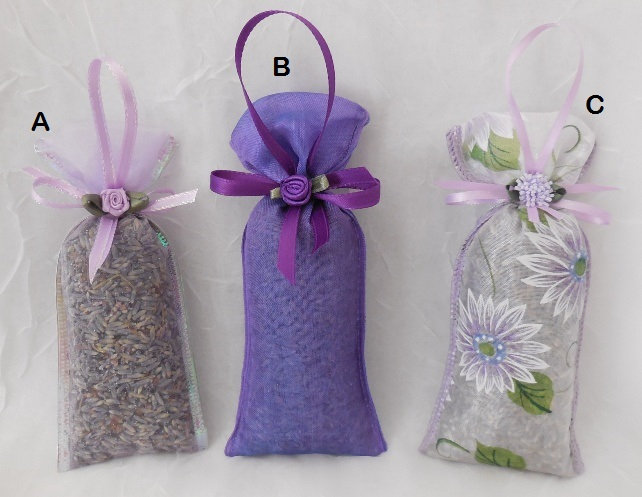 Hanging Lavender Sachet