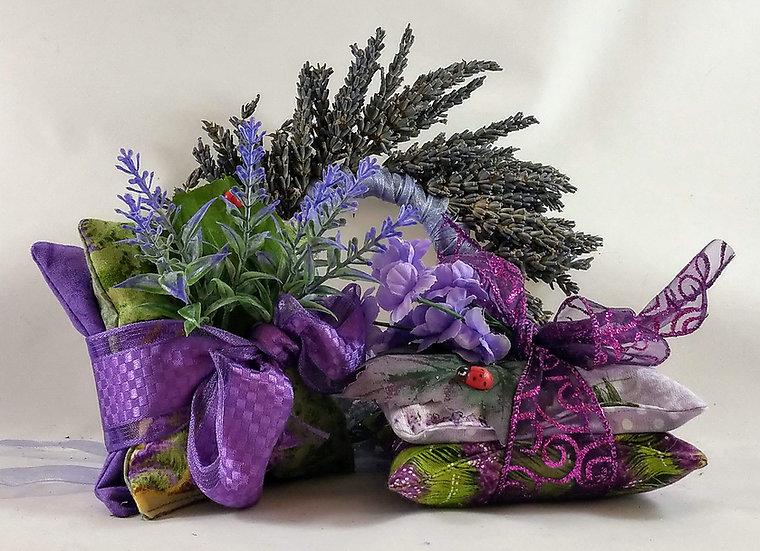 Fancy Lavender Sachet Bundle