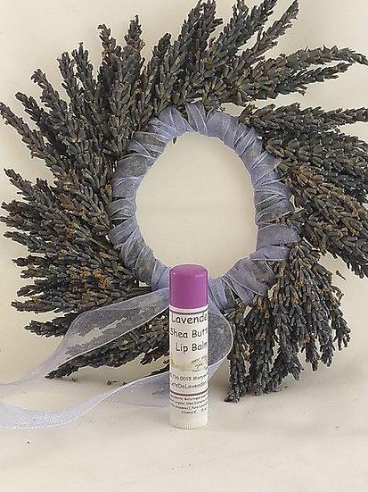 Lavender Shea Lip Balm