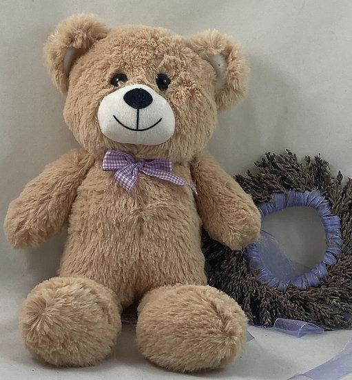Lavender Buddie Bear