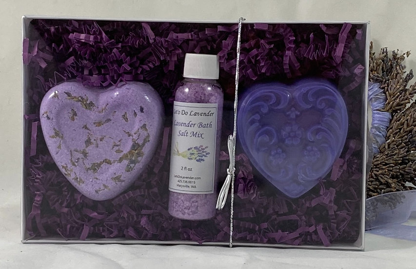 Small Bath Gift Set