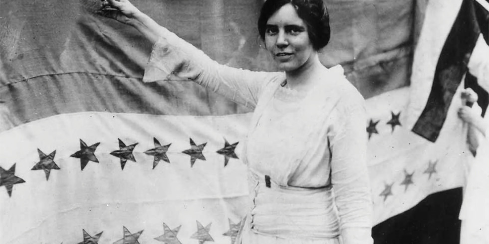Alice Paul: New Jersey's Heroine for Equality