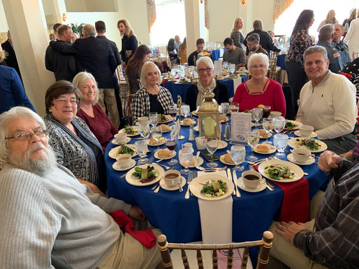 Museum at the 2019 Women of Wonder Luncheon