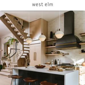 West Elm Feature