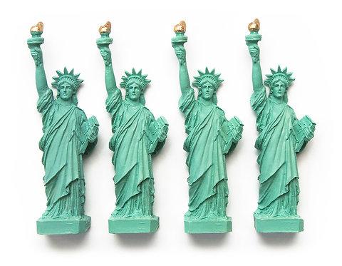 Liberty Magnets, Set of 4