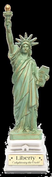 "Liberty Replica - Height 11 3/4"""