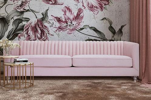 Allure Blush Sofa