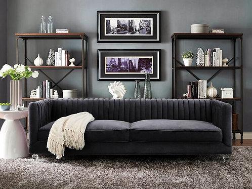 Allure Grey Sofa