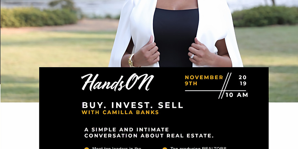 HollandLUXE Properties HandsON Intimate Edition-                     BUY. INVEST. SELL.