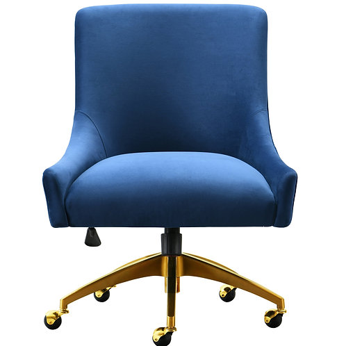 Modish Desk Chair Blue