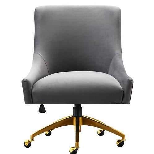 Modish Desk Chair Grey