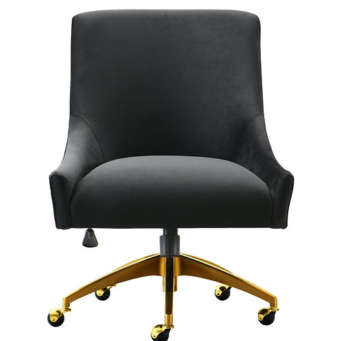 Modish Desk Chair Black