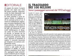 MILAN BERGAMO AIRPORT