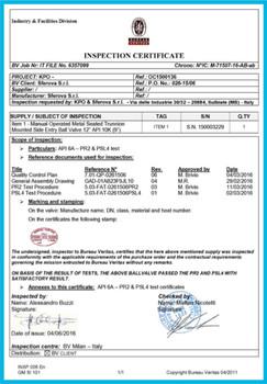 "API_6A_PR2_&_PSL4_Test_Certificate_of_9"""