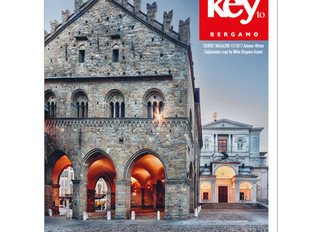 The KEY to BERGAMO MAGAZINE #2|2017