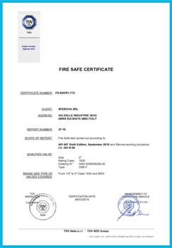 "FIRE_SAFE_Test_Certificate_of_DBB_2""_Cla"