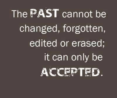 How To Let Go Of The Past & Create a New Future