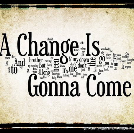 Ready or Not, Here Comes Change!