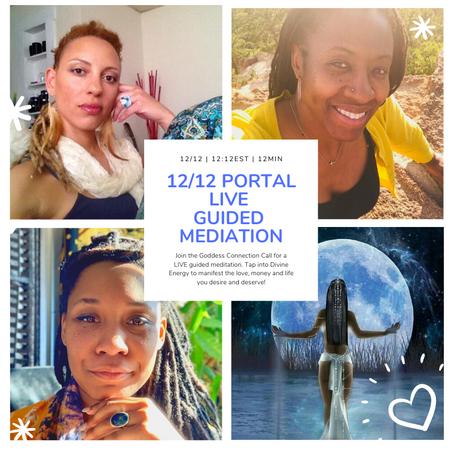 12/12 Full Moon Portal Guided Meditation Call