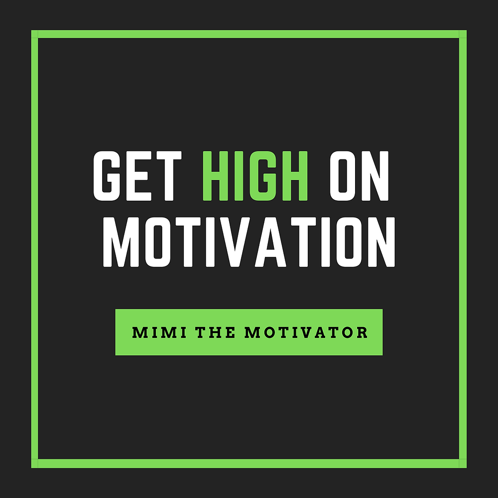 Get High On Motivation logo