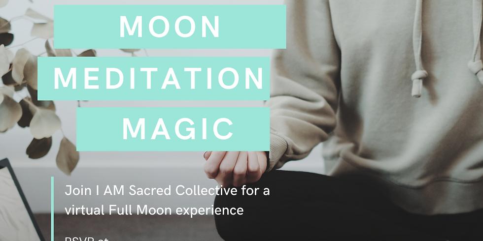 May Moon Meditation Magic